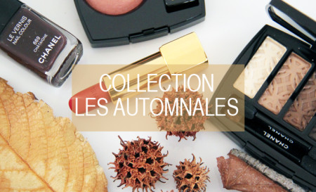 Chanel Autumn 2015 Makeup Collection