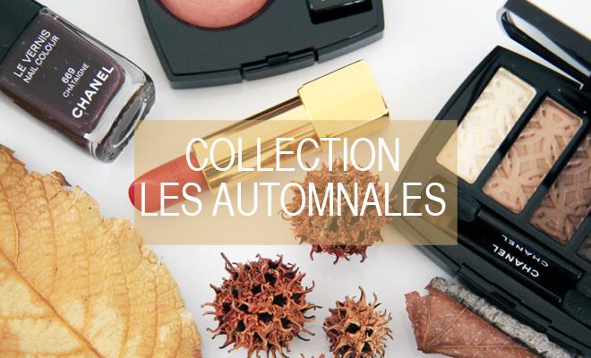 Chanel Autumn 2015 Makeup Collection