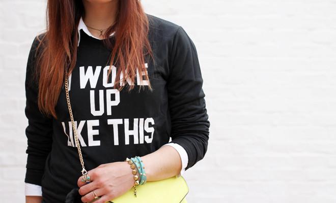I Woke Up Like This | OOTD on StyleScoopblog.com