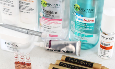 Exciting New Beauty & Skin Launches… Collagen Drinks, Real Techniques Bold Metals, Nutri Fillers, Quick Fixes and More