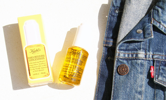 A New American Icon Is Born! Kiehl's Daily Reviving Concentrate