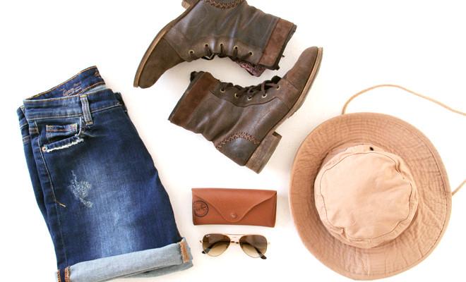 What I'm Packing… SAFARI