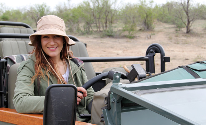 """Out in Africa! My """"Safari Outfit"""" and our Adventure in the Bush"""