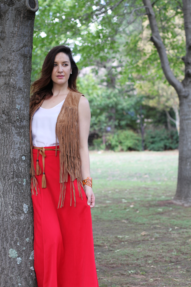 red-maxi-skirt-outfit