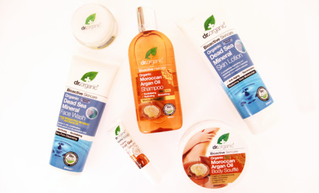 Dr Organic. Organic Skincare For Face, Body and Hair