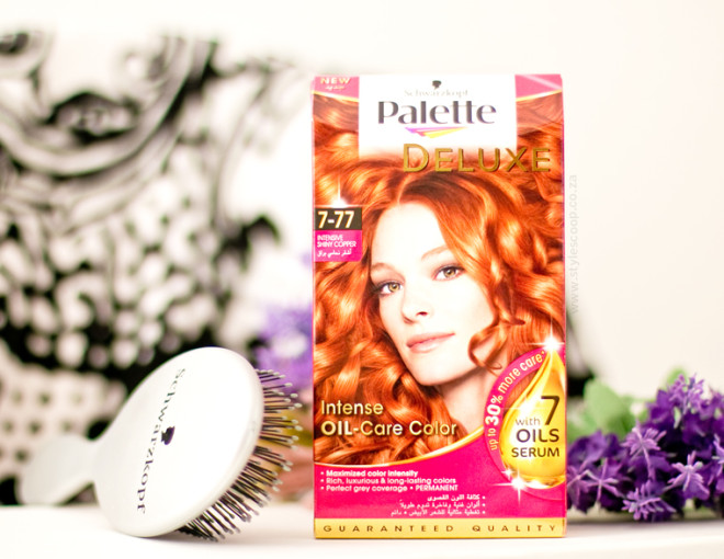 Win with <strong>Schwarzkopf Palette Deluxe</strong>
