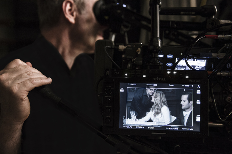 The Making of Happiness & an Exclusive Interview with Director James Gray