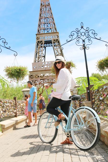 """Bonjour from """"Paris"""""""