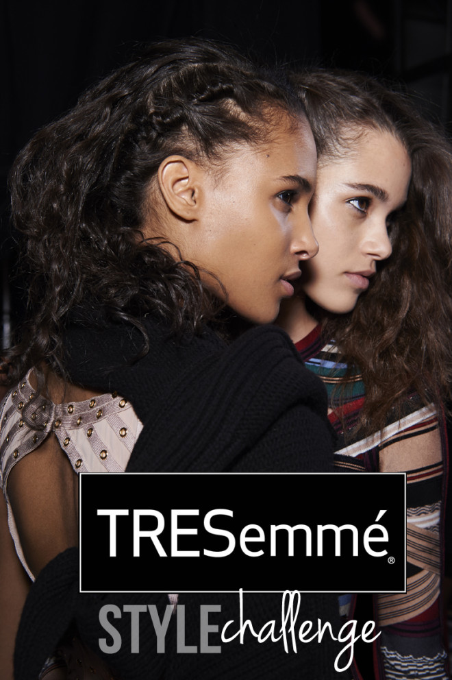 TRESemme Twisted Punk Braid Challenge + Chance to <strong>Win!</strong>