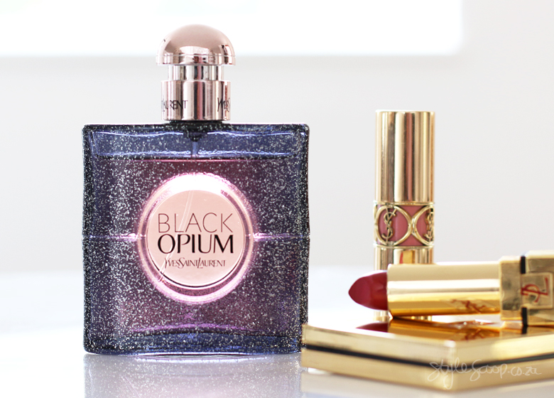 The Hypnotic new YSL BLACK OPIUM Nuit Blanche