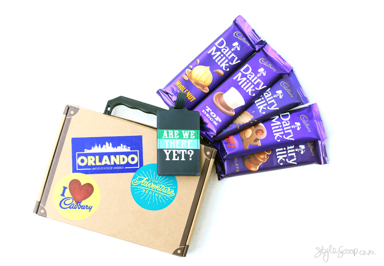 Are We There yet? WIN an Epic Family Adventure in Orlando with Cadbury Dairy Milk