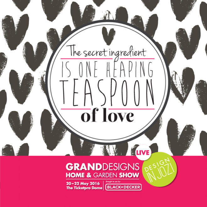 Win a Day with Mom at Grand Designs Live!