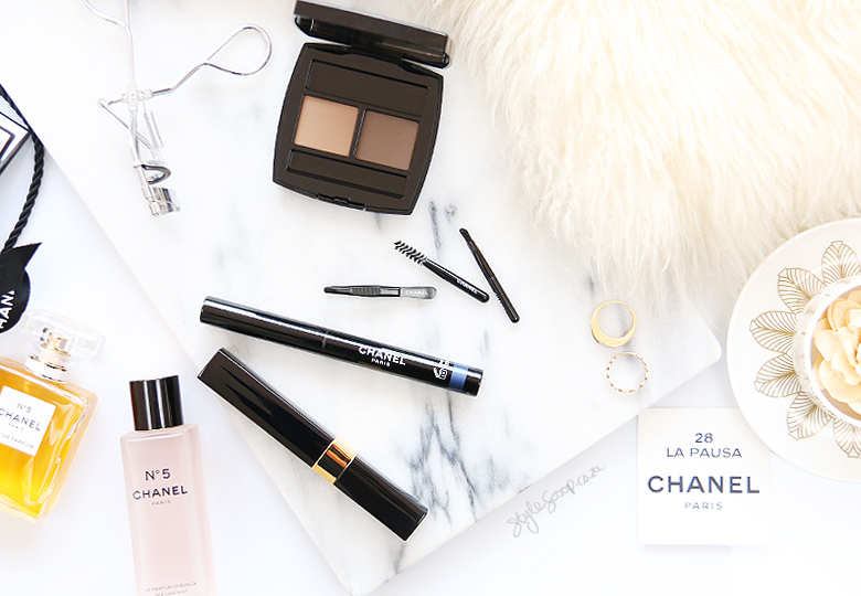 Chanel Eyes Collection 2016 #EYECANBE
