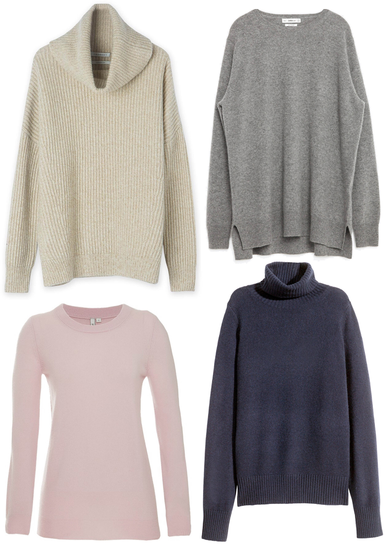 The Cashmere Sweater – Style Scoop – South African Fashion, Beauty ...
