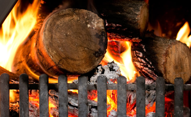 Step-by-Step Guide To Building a Roaring  Fire in your Fireplace this Winter