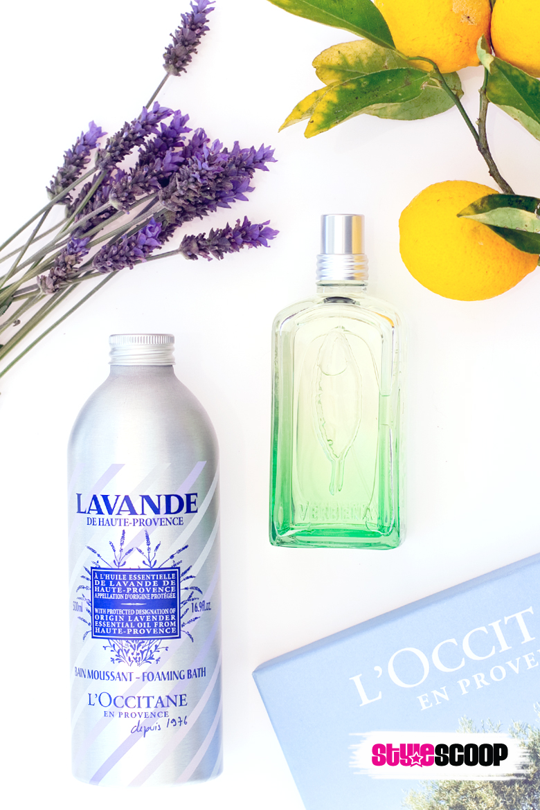 Escape To Provence with L'Occitane's Anniversary Lavender & Verbena