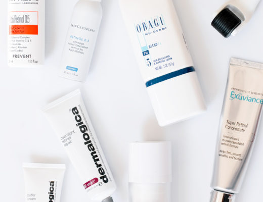 retinol-skincare-products-for-anti-ageing-stylescoop