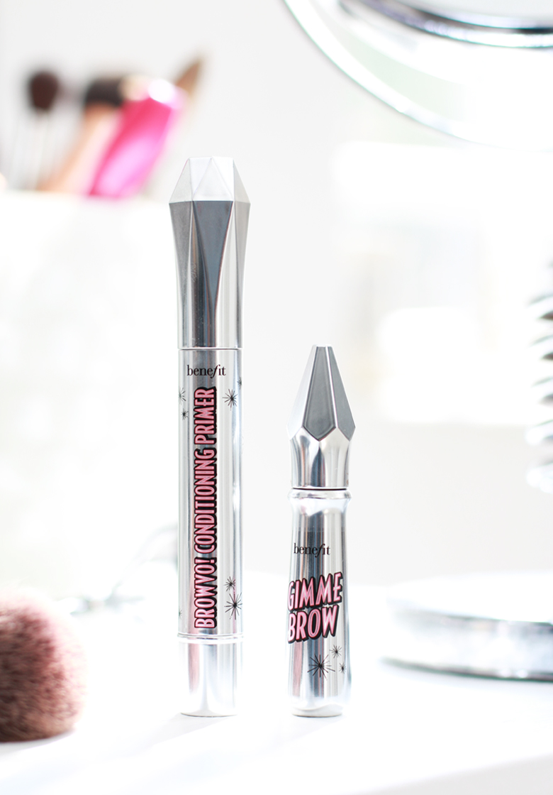 How To Use Benefit BrowVo & Gimme Brow