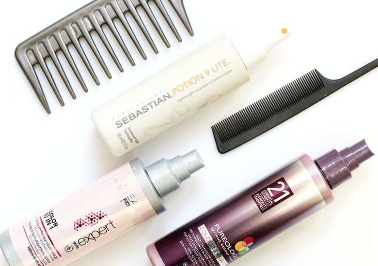 3 Amazing, Multi-Tasking Hair Treatment Sprays