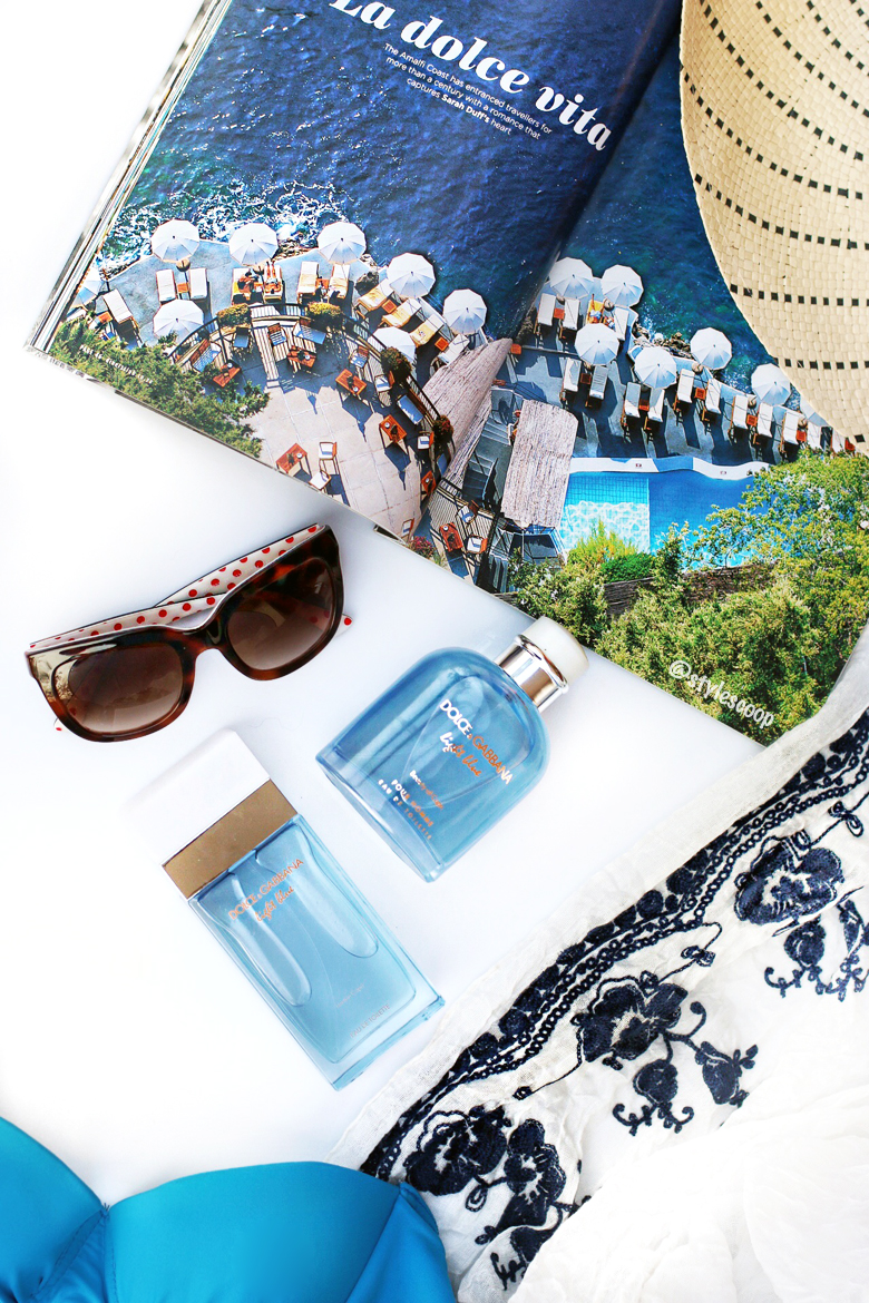 Dolce & Gabbana Light Blue | Love in Capri & Beauty of Capri