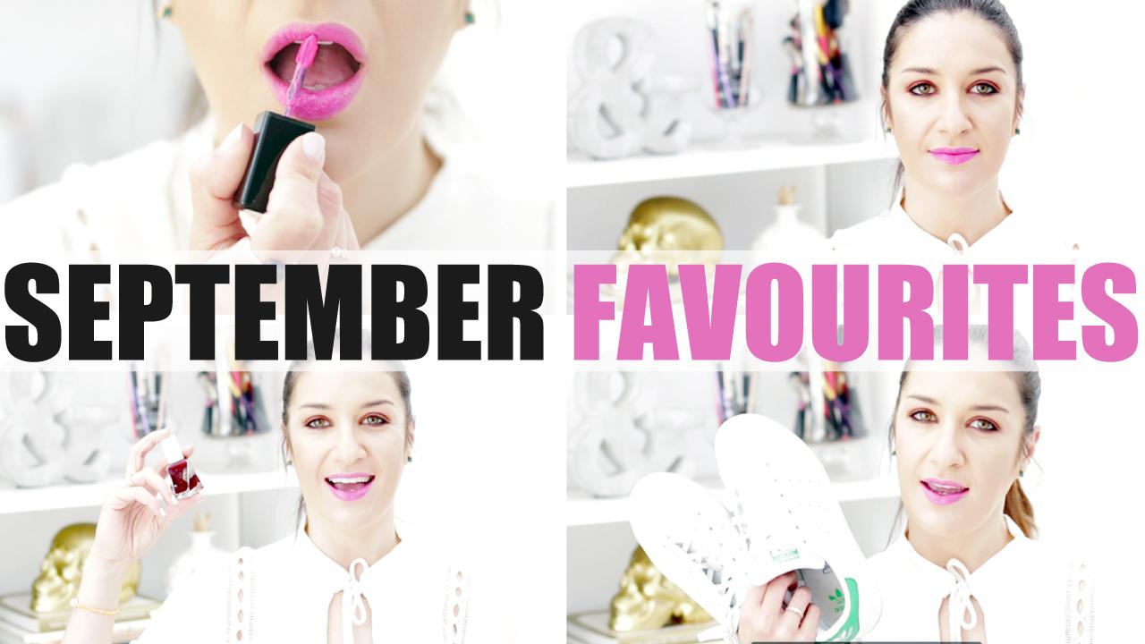 New Video | September Favourites