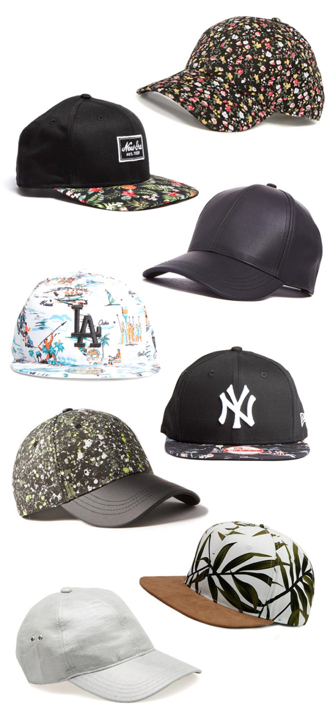 Cool Caps! My Picks For Summer