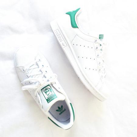Fresh White Kicks