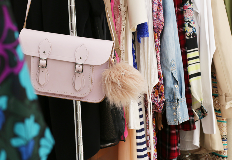 How To Spring Clean Your Closet, LetGo & Make Money