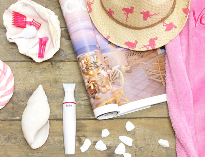 Shape Up For Summer with Veet