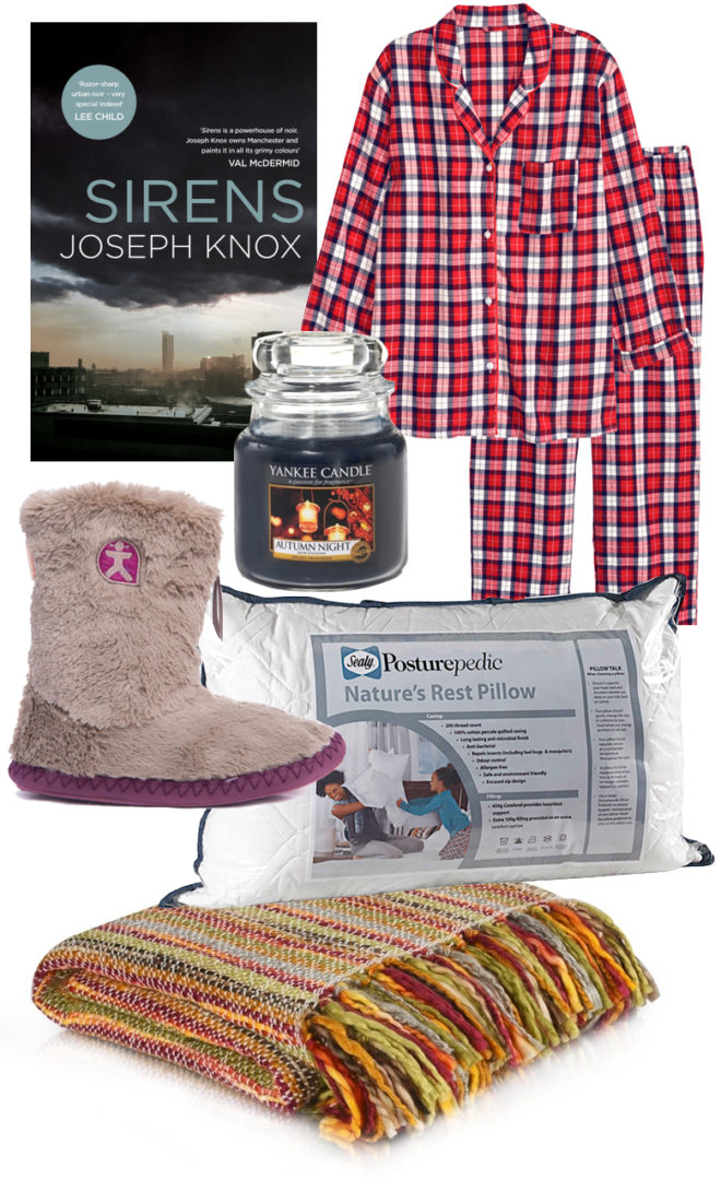 6 Things To Snuggle Up + Win x2 Sealy Nature's Rest Pillows