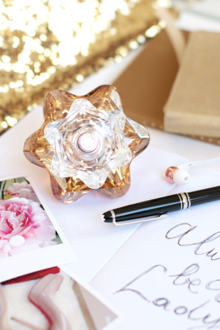 Discover The New Mont Blanc Lady Emblem Elixir & Win Your Own Bottle