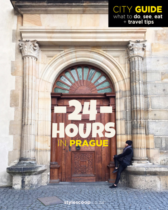 24 Hours in Prague; What To Do, See, Eat and My Travel Tips