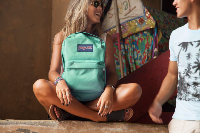 Discover Freedom | An Epic Giveaway with JanSport