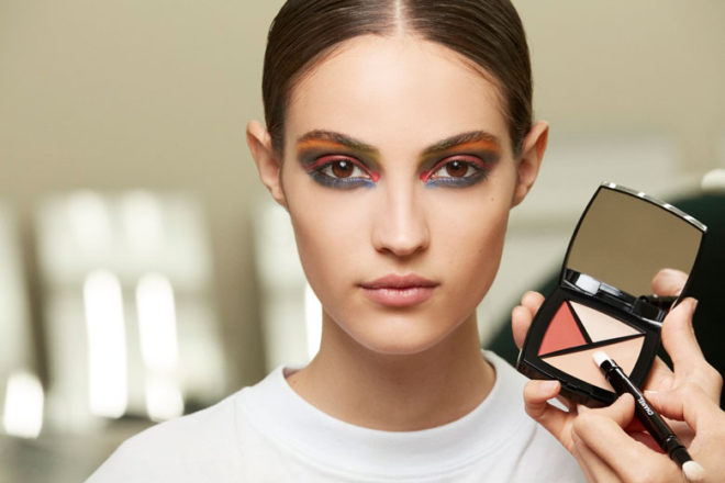 Get the Chanel Fall 2017/18 Makeup Look