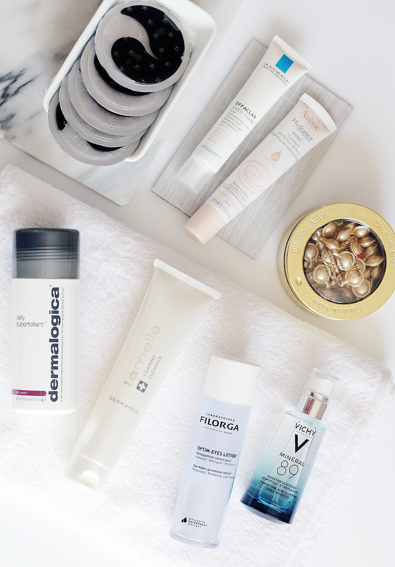 New Skincare Launches