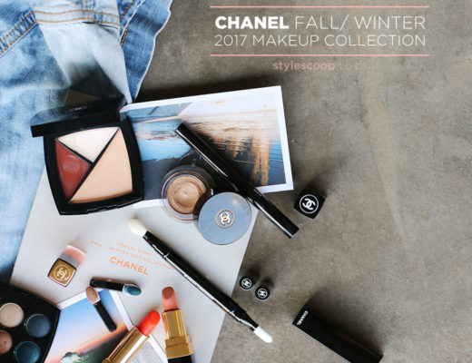 Chanel Travel Diary - Fall Winter 2017 Makeup Collectio
