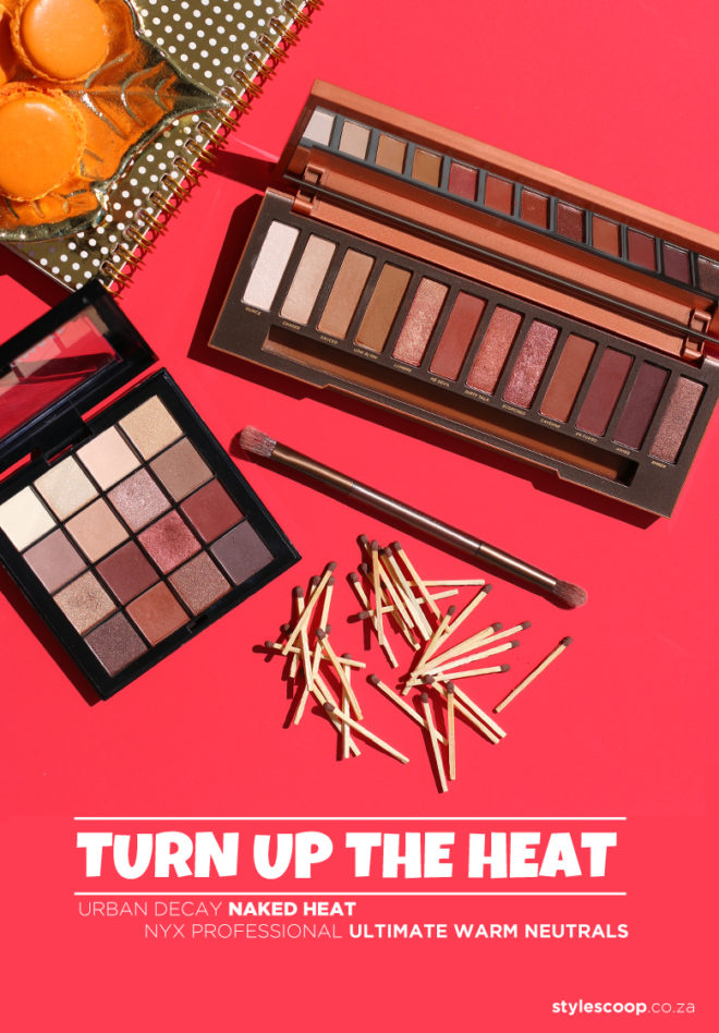 Urban Decay Naked Heat + An Affordable Dupe