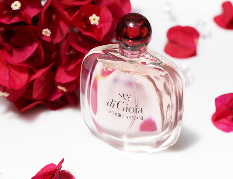 Summer Fragrance | SKY di Gioia Fragrance by Giorgio Armani in South Africa