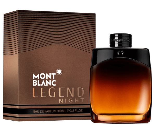 Mont Blanc Legend Night Fragrance Review