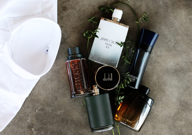 For The Guys… New Fragrances Just For You!