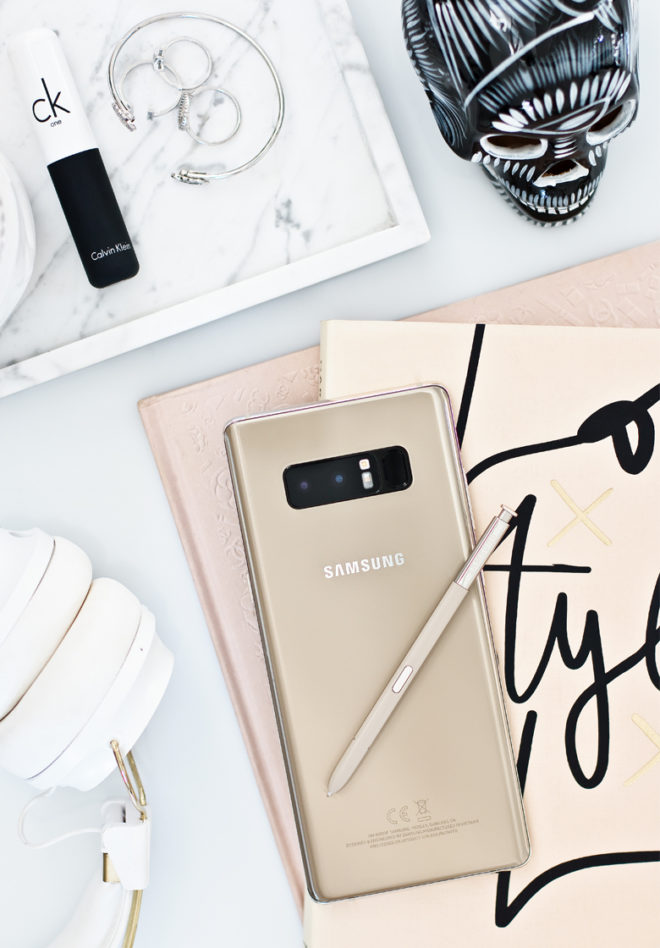Do Bigger Things with the Samsung Galaxy Note8