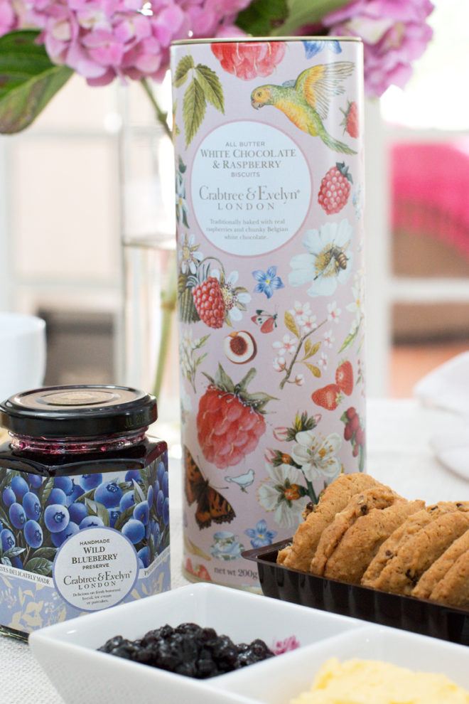 Sumptuous Treats From Crabtree & Evelyn