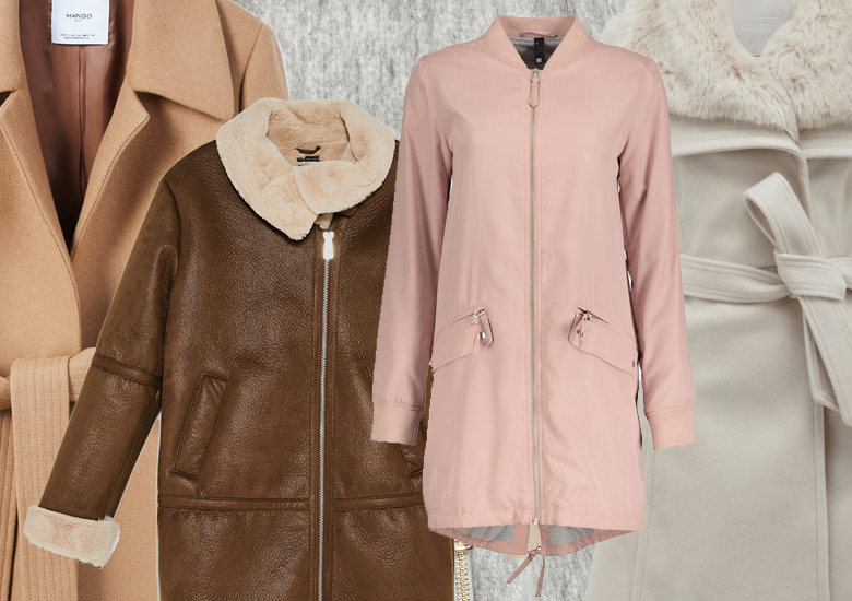 5 Winter Coats To Get You Excited For The Cold