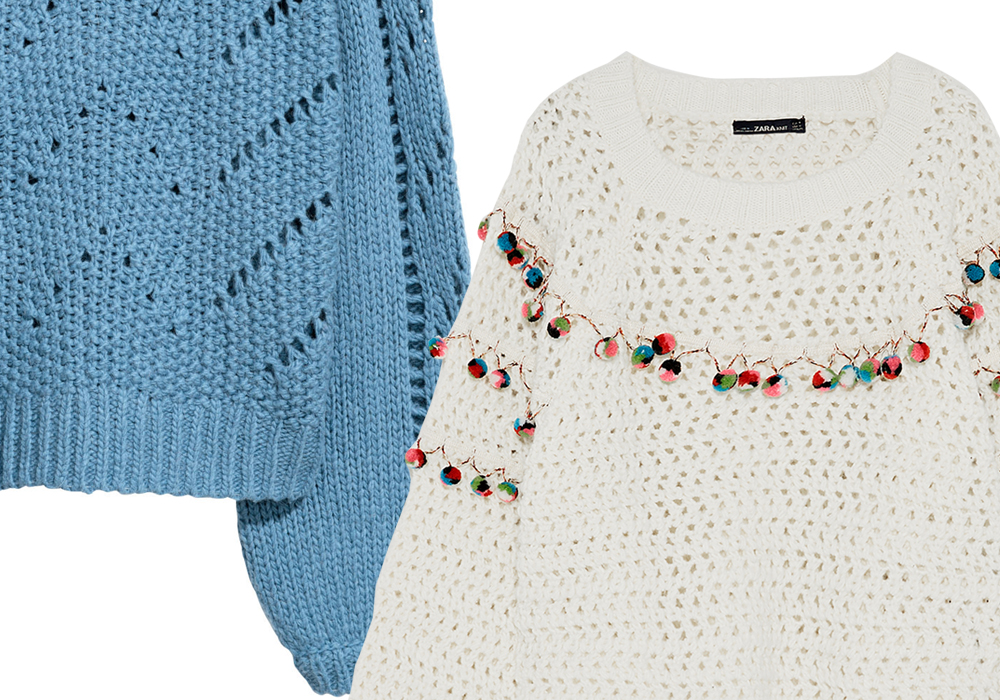 Shop the cosiest winter knits