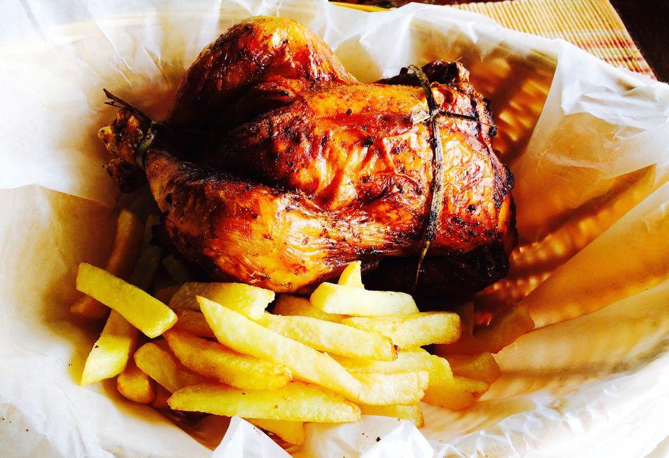 Mozambique Travel Guide For the Foodie - Galinha Asada