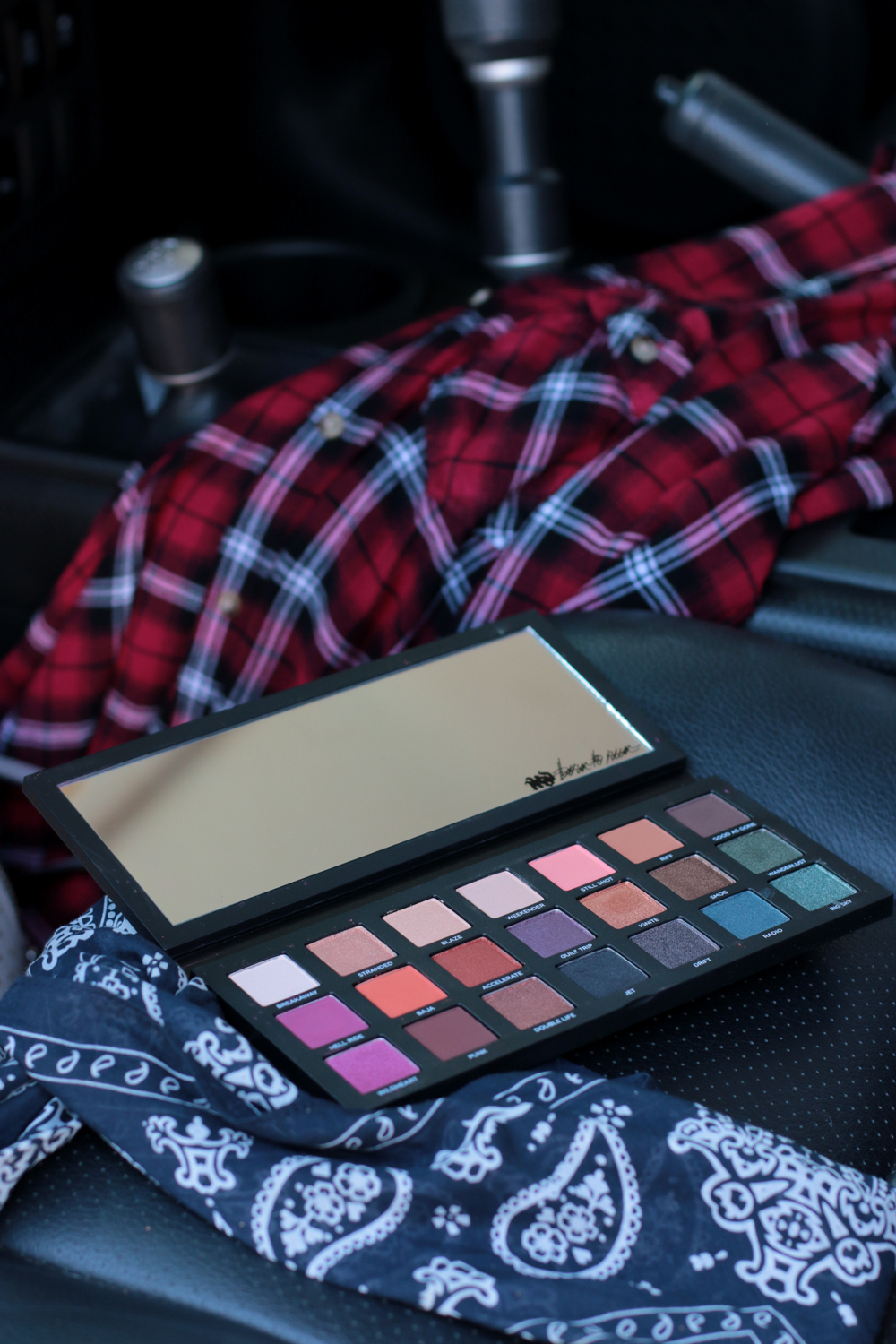 Urban Decay Born To Run Palette Review and Price South Africa