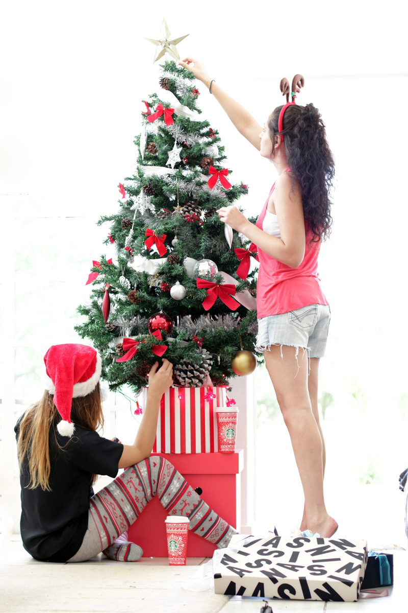 Shopping for your Christmas Deco