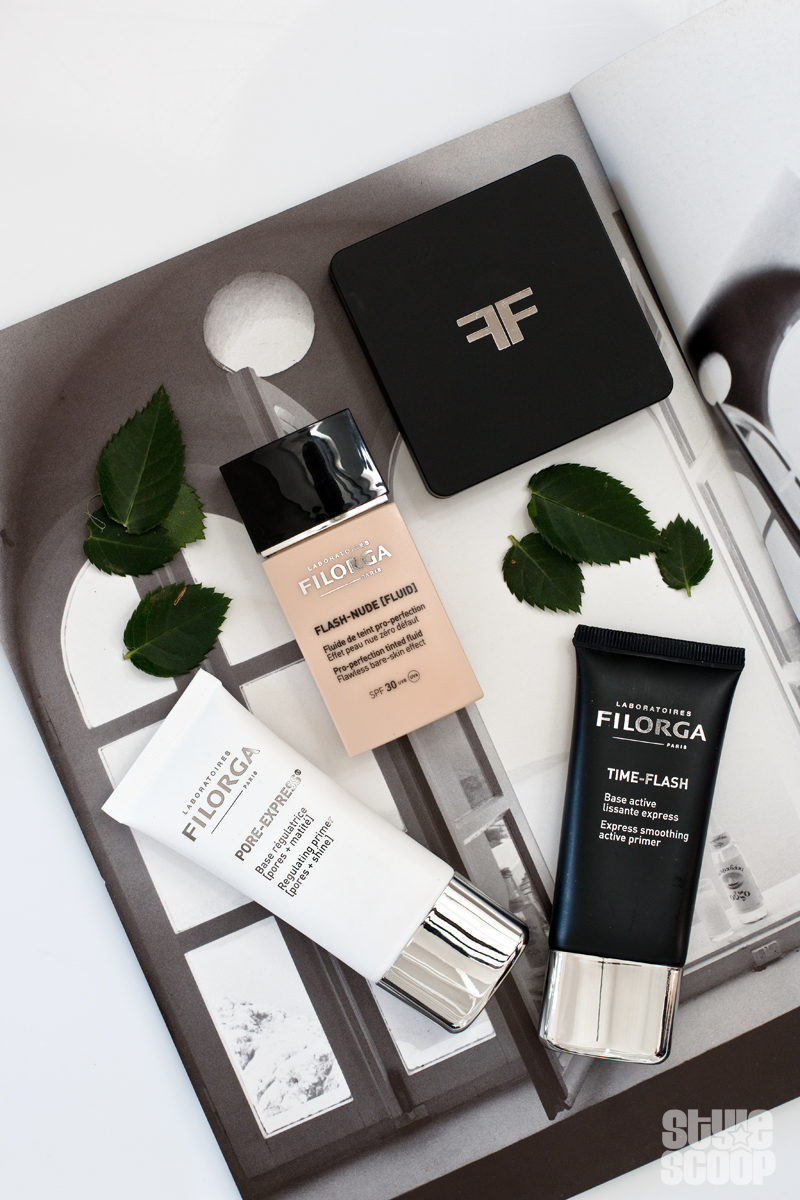 A look at the new Filorga Makeup Line