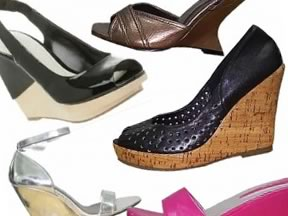 Spring into summer shoes