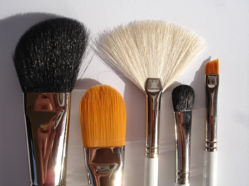 Star Beauty: Brush up on make up brushes